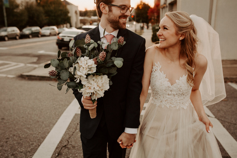 We absolutely adore Luke and everything he did on our wedding day! Would book him again in a heartbeat!! - - McKenzie + Hayden