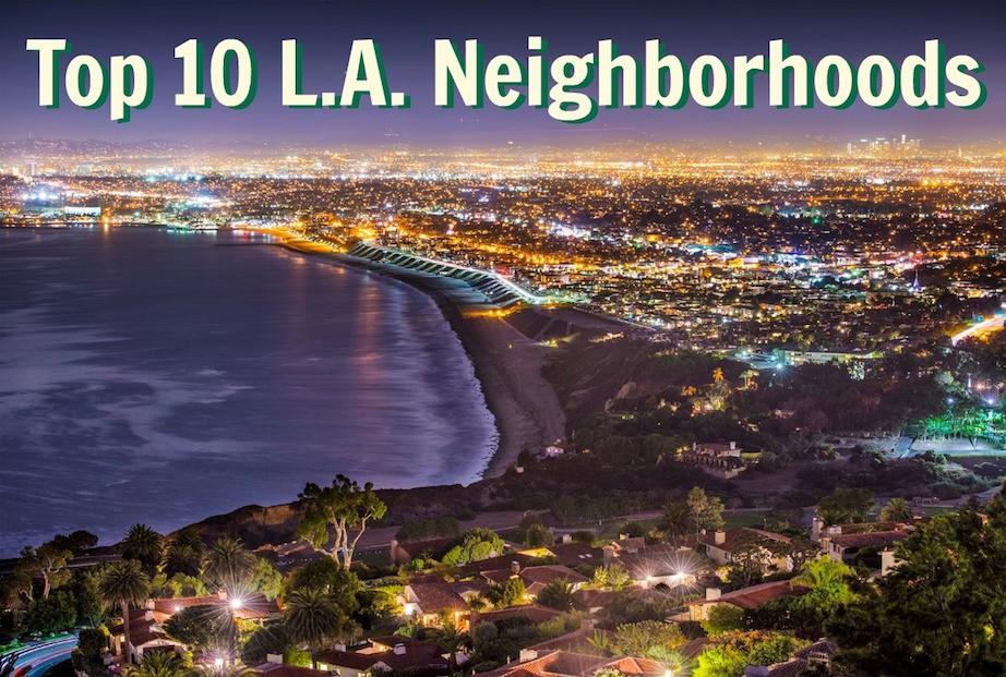 10 best residential areas in los angeles