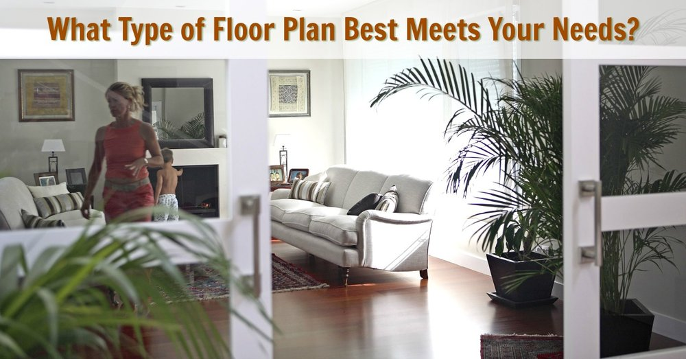 Most Popular Features In Current House Floor Plans - Which flooring is best for house