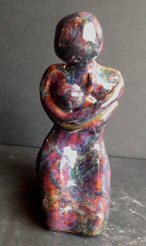 Mother and Child | Ceramic | Sculpture
