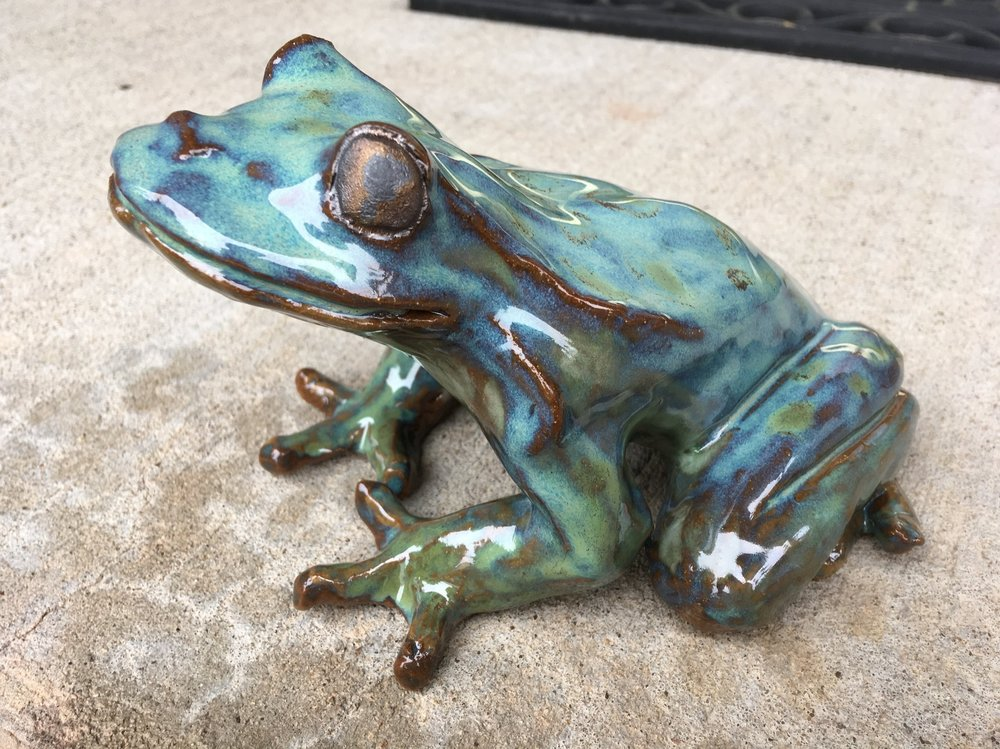 Frog | Ceramic | Sculpture