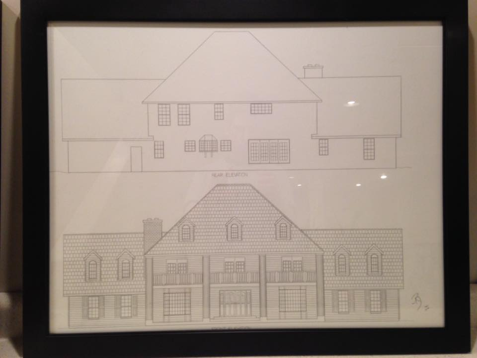 Architectural Drawing | Pencil | Drawing