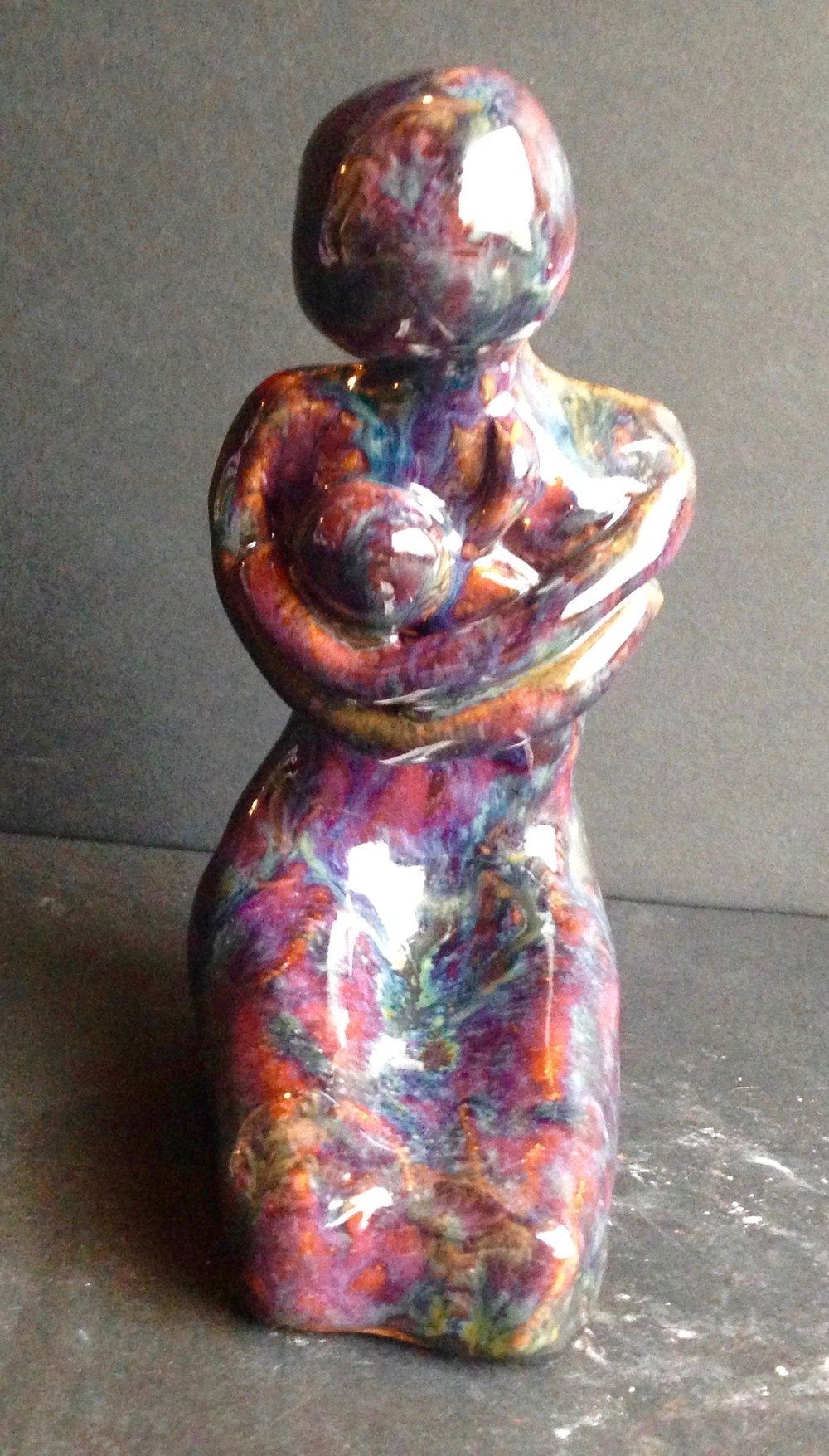 Mother-Child | Stoneware | Sculpture
