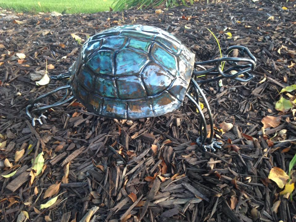 Tortoise | Mixed Media | Sculpture