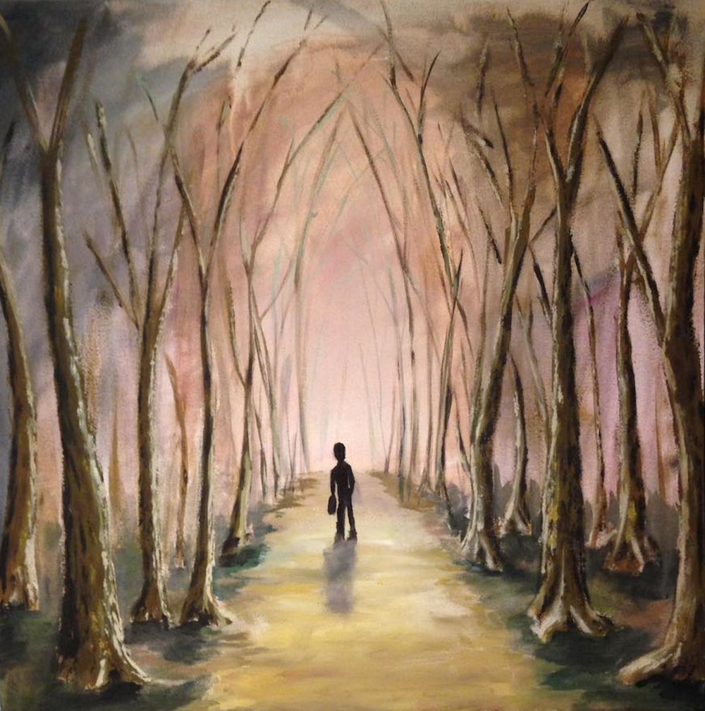 Path Forward | Acrylic on Canvas | Painting
