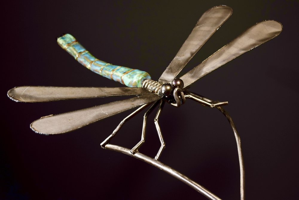 Dragonfly | Mixed Media | Sculpture