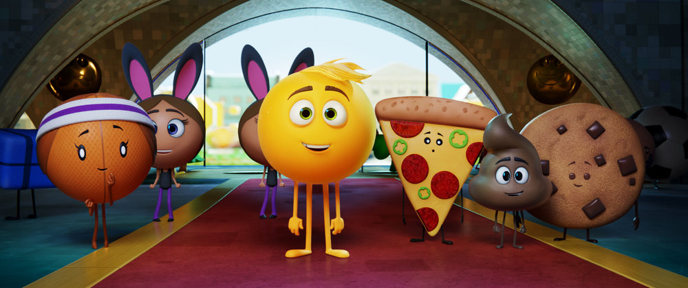 2. THE EMOJI MOVIE (Director: Tony Leondis) I could be clever and just use emojis to write this summary, but the movie doesn't deserve or earn the time spent searching through my phone to find them. By the 8-minute mark of this 80-minute abomination, there are so many questions to be answered with The Emoji Movie that I defy anyone to explain the plot to the degree required, thus spending even one more minute discussing the worst animated movie of the decade.