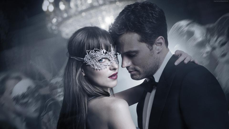"1. FIFTY SHADES DARKER (Director: James Foley) Marketed and sold largely to women, Fifty Shades Darker is about the most male-driven and male-empathizing trash imaginable. Everything Anastasia (Dakota Johnson) does here placates or attempts to humanize the monster that pulsates within Christian Grey (Jamie Dornan). Sure, she has more of a voice in things this time around, but Niall Leonard's screenplay and E.L. James' ""book"" is all about gratifying Grey over and over again. When she tries to hold him close, he makes her draw ""boundaries"" on his chest and stomach with red lipstick. When she asks him a question, he gets defensive, apologizes, and half-heartedly smiles. She allows him to do some naughty stuff, but whenever she touches him, he grunts and grimaces and panics in the most ridiculous of ways. Anastasia isn't a lover or partner to Christian, or even an equal; she's an expensive human prop he uses to make himself seem and feel normal. Though I had way more fun with this sequel than I ever expected I would, Fifty Shades Darker is not really much of a movie, and certainly not a film empowering or championing women. And after everything that has occurred, in a post-Harvey Weinstein 2017, this movie looks more hollow, shallow, and ugly than ever before."