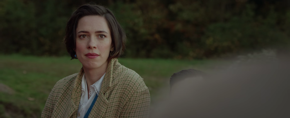 "7. REBECCA HALL | Elizabeth Marston | PROFESSOR MARSTON AND THE WONDER WOMEN    "" It's a film full of a lot of hope and good feeling toward the whole endeavor of Wonder Woman and what she represents. I think that is a welcome film right now, a film that roots her in her pacifist, feminist origins and talks about a group of people who were idealistic and hopeful and trying to make the world better, and who against all the odds lived their truth. It's really resonant and wanted right now. There's a real desire for a film like this.  When I read (writer and director Angela Robinson's) script, I was really astounded by her interpretation of the Marstons. Because I'd spent time thinking about it, and thinking how is it even possible to weave all of the broad and sprawling elements of these extraordinary people's lives into a film? And also, how do you make the film that we need now? How do we make the film that is going to be the most positive now? It would've been very easy to make the film that is, you know,  salacious . Or, for want of a better phrase, ' male-gazey ?' And I think there are many many ways for us to incorporate the facts that we have about the Marstons. There are some facts that we know, and there are some facts that we don't. Which is the case for any group of people who've led hidden, secret lives. When I read Angela's script, I just thought this is it. This is the interpretation that is pure and hopeful and sex-positive and correct for now."" -  The Mary Sue, October 11, 2017"