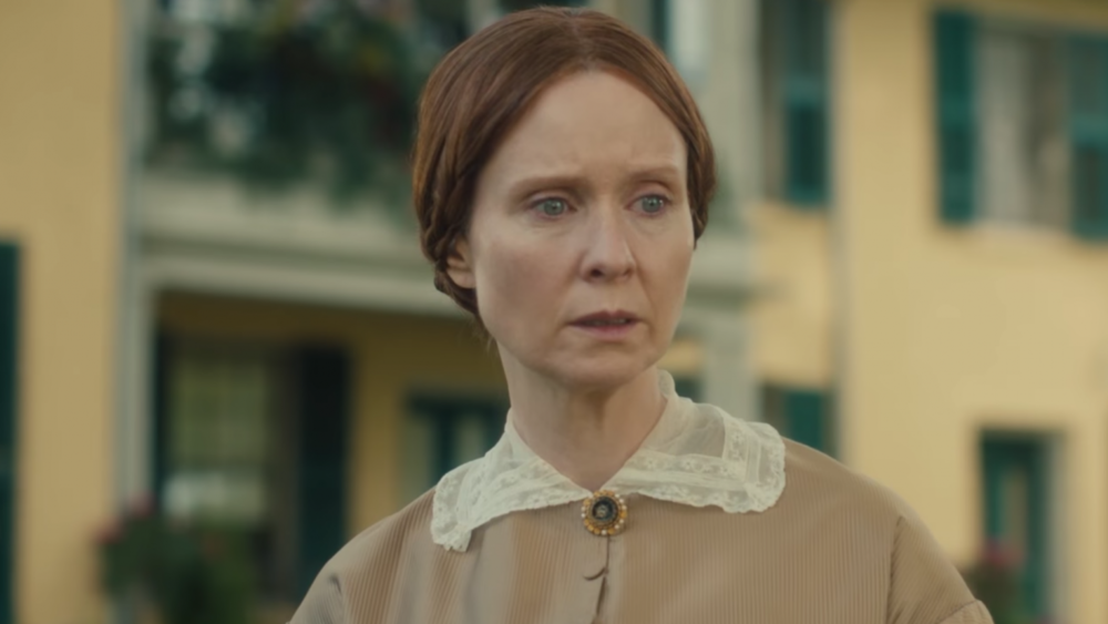 CYNTHIA NIXON | Emily Dickinson | A QUIET PASSION