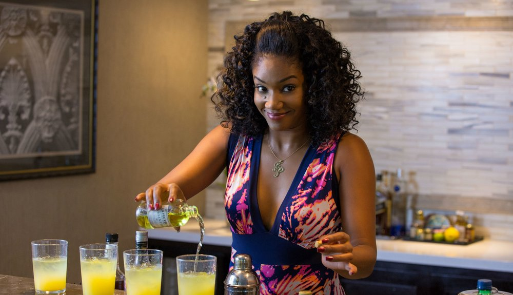 TIFFANY HADDISH | Dina | GIRLS TRIP