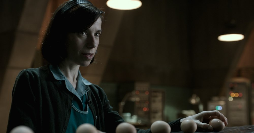 SALLY HAWKINS | Elisa Esposito | THE SHAPE OF WATER