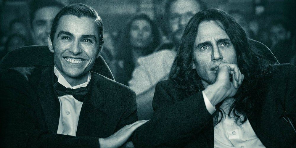 "5. THE DISASTER ARTIST | Directed by James Franco | Release Date: December 1, 2017   Leave it to James Franco to tell the story of Tommy Wiseau and  The Room.  And while thousands of words have already been written about  The Room  and Wiseau and all the bizarre facts and anecdotes surrounding the making of the film, well documented by Greg Sestero's book ""The Disaster Artist,"" Franco's take is a wonderful, endearing, and hilarious look at the dreamers who dream and try to make it in the movie business.  Franco stars as the filmmaker with his younger brother, Dave Franco, portraying Sestero. James' performance is fantastic, wearing makeup to alter his look just enough to stand apart from his brother. Wiseau is a man shrouded in mysteries: His age? ""Same as you."" Where is he from? ""New Orleans."" Is that an accent? ""Yeah, New Orleans."" How does he have the money to live the way he lives? ""I told you. Money is no problem.""  Wiseau's messy and shambolic trip from script to screen is inspiring and given significant respect because at the end of the day – he did it. He made his movie when no one else would. Properly, Franco, and screenwriters Scott Neustadter and Michael H. Weber, give  The Room  respect because clearly, the movie has resonated and connected with audiences for more than a decade. No matter if that loves come from mockery, disbelief, or to create a new meme of the moment, people who see  The Room  love it and embrace it's existence .  That's not nothing.  Respect. Love. Praise. A tipping of the hat.  The Disaster Artist  pays respect to Wiseau and Sestero, but also finds something of a prolific outsider in James Franco reminding us all why we love the movies so much and why creating art is exhilarating."