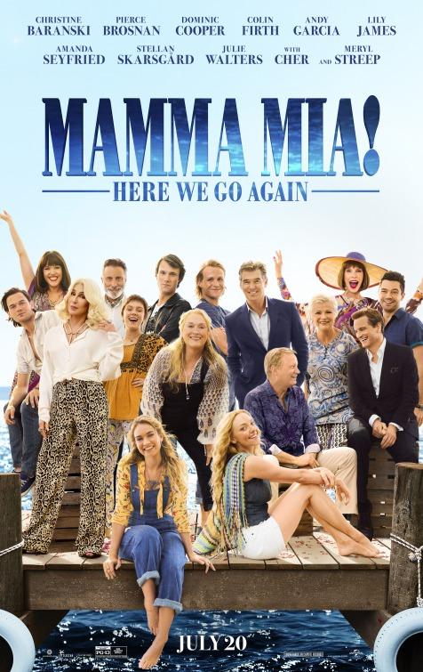 Should I See It Mamma Mia! Here We Go Again (2018)