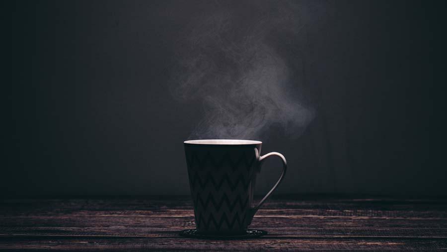 DAMN FINE COFFEE HOUR