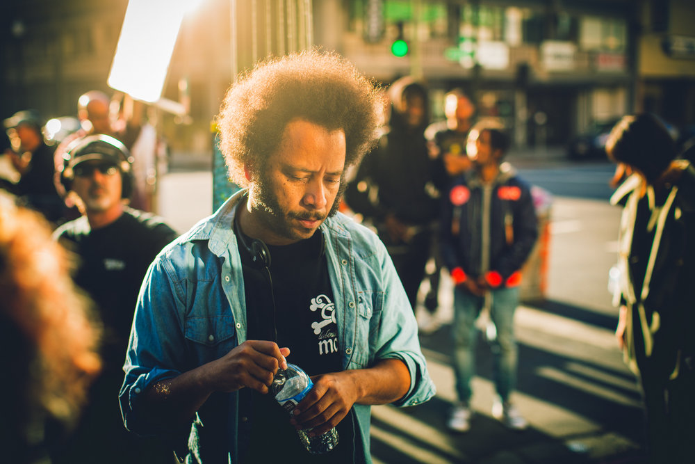 BOOTS RILEY | Writer, Director, Co-Composer | SORRY TO BOTHER YOU
