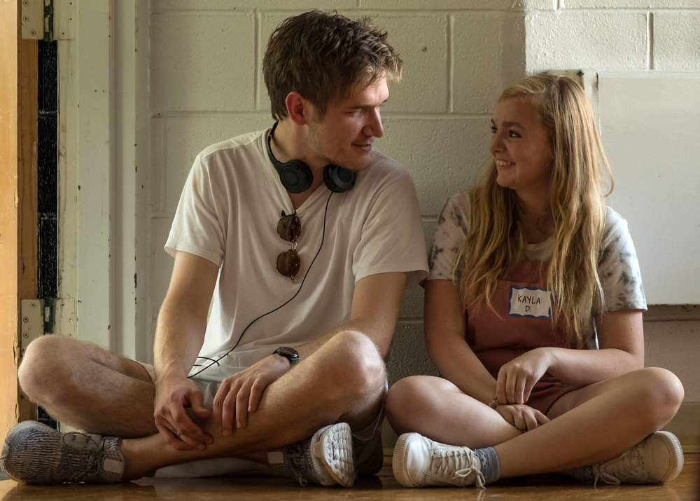 "8. ELSIE FISHER, BO BURNHAM | as Kayla Day (Fisher) and Writer, Director (Burnham) | EIGHTH GRADE    A teenage girl struggles in transitioning from 8th grade to 9th grade, in the era of social media.    (Burnham, on working with Elsie Fisher):  ""Without her, it was dead. It was her or nothing. We shouldn't have greenlit this movie before we found her, but we did. She was the first person on my list when I was looking at kids. Through the whole audition process, I was looking at kids to see if any other kid was even close, but that was never the case. She was one of the first kids that I auditioned. Every other kid played it like a confident kid pretending to be shy. She was the only person that felt like a shy kid pretending to be confident. She was the only person that felt like she had the vulnerability needed and yet could also carry a movie."" -  Collider, July 10, 2018    (Fisher, on increased attention and sudden fame):  ""Part of how I don't let it get to my head is because it might be true and it might not be true. But that doesn't matter because that's not how I see myself. I don't see myself as an actress. Sometimes, I have so much doubt about what I can do. It's very grounding how every kid at school gives zero s***s. I'm still borderline bullied at school. [laughs]  Not really, but it's still like, cool, I'm in a movie and people are talking about it, now I have to go and do my math homework. That stuff doesn't change. So what does all of this mean to me? I don't know. I'm proud of the film. I'm very thankful people are saying these things about me. But none of that defines who I am. I have to figure that out."" -  MovieFreak.com, July 26, 2018"