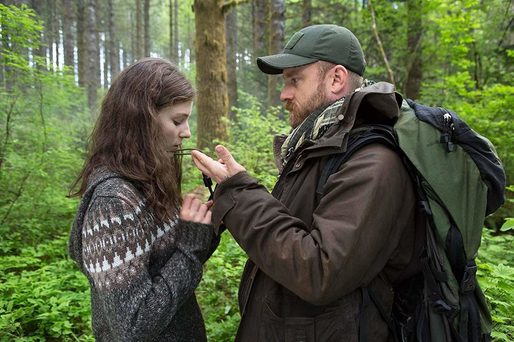 "9. BEN FOSTER, THOMASIN HARCOURT MCKENZIE | as Will (Foster) and Tom (McKenzie) | LEAVE NO TRACE    A father and daughter live off the grid in the Pacific Northwest, attempting to hide away from an outside world that is seemingly closing in on their peaceful existence.    (director Debra Granik):  ""The scenes that involve just the intensity of [Ben and Tom] relating, needing to negotiate something, team up or cleaving or separating, those scenes are very much worked out between them, and they are inflecting new things that come up for them. The skills trainer, for example, did work with them, but then they took those things and negotiated, 'Where are the knives? Do they share a knife? Does she need to make more feather sticks for the fire?' You know, on take ten, or take six, he would then have to say, really, 'Tom, I need another feather stick,' or, 'Cut me up some,' or something. And so that's not in the script, but because they're building a fire, they've got a real task.  So now the script needs some modifications sometimes because it needs to pertain to what they're doing right now. They know the scene, but if she says something unexpected and he really answers her and they don't break the scene, I may well use that. So the scenes have room for additions. In that sense, I shy away from the word 'improv,' because the scene is set. They're not creating a new version of the scene, but gestures and moments and looks between them will be theirs to enact. I'm seeing things they're doing, and then I might try to capture and get another variation on that."" -  The Playlist, July 20, 2018"