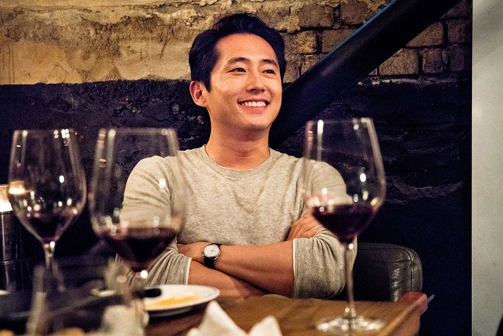 "20. STEVEN YEUN | Ben | BURNING    A young man begins to fall for a girl he doesn't remember from an old neighborhood, only to have her return from a trip with a mysterious new boyfriend, who shares an alarming fascination and hobby.   ""I approached the role as being as present as possible. Ben is maybe the most present person in that whole film. He's living in the reality of each moment, watching them, but maybe he's observing that nobody else is living in the present with him."" -  Indiewire, October 24, 2018   ""After reading the script, I was like, 'Wow, I'm really going to get to  play , to feel what it's like to live in this person's skin, be present in his present.' I realized in hindsight that nothing I had done prior gave me that feeling.  I wasn't supposed to be in this role. If you're packaging this in Korea, they're not thinking about me. [Lee Chang-dong, the film's director] was like, 'Here's an American Korean person, and if I can help him get to a full Korean embodiment of his character, his inherent American-ness will create that dissonance that makes you feel like he's 'other' [in Korean society].'  People can draw their own conclusions about who Ben is. He's meant to be enigmatic and ambiguous. But for me, the experience that I had there felt rich and full because there wasn't an otherness that I felt.  Really the human layer is the thing that binds it all together. I mean the feeling of unrequited loneliness. The feeling that we're all alone. We can try to put labels on ourselves and try to separate each other, but really, we're all fucking alone and that's what it is. And it's scary, and it sounds terrible, but really, it's OK."" -  Slate, October 25, 2018"