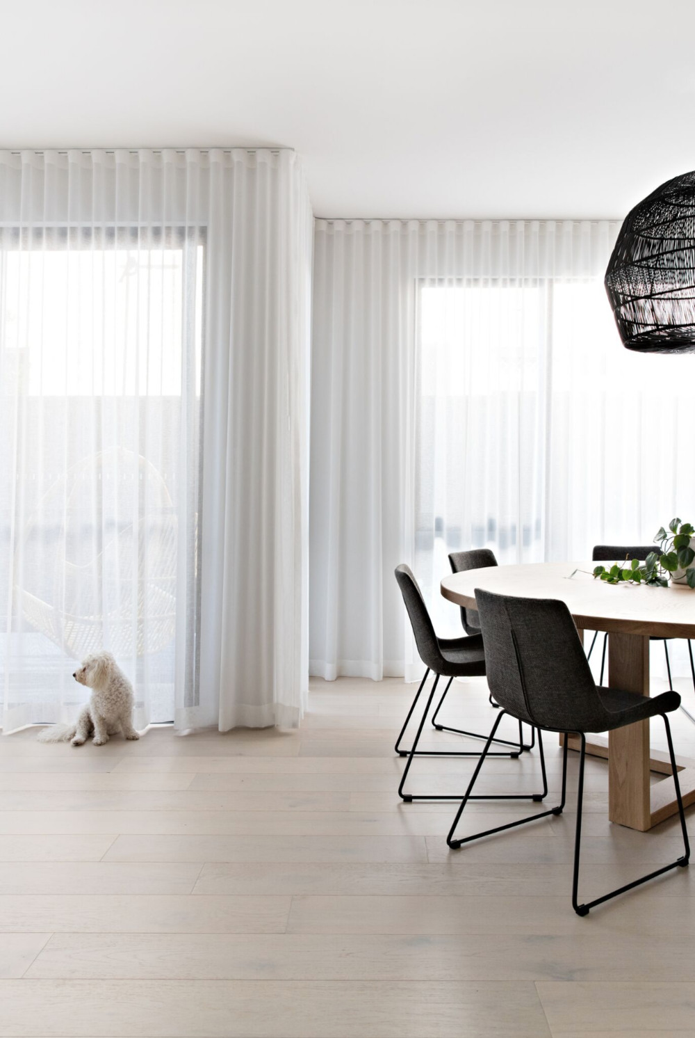 Scandi Townhouse Dining Area