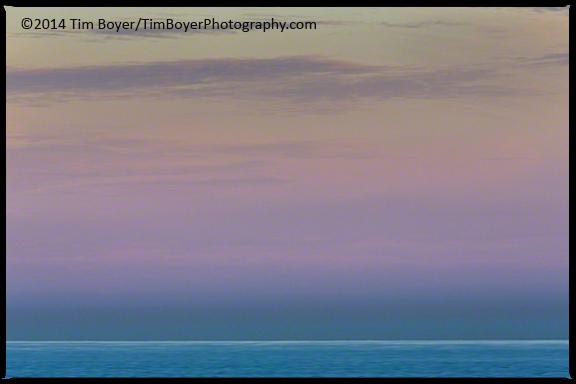Dawn at La Jolla
