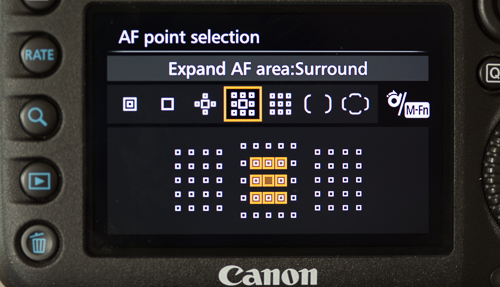 AF point expansion area selection mode (8)