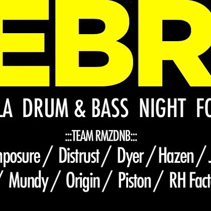 The zebra is out of the pen folks. @1.61productions is excited to provide all the production needs for this new bi-weekly Drum and Bass night taking place in the heart of Los Angeles blocks away from union station. @redmegazebra is LA's newest and highest fidelity DNB  bi-weekly featuring a revolving residency of local talent. With residents such as Atlantic Connection, Hazen, Origin, Composure and many more, and @1.61productions providing all L-Acoustics sound, Team RMZ is poised to deliver nights to remember. First event is February 28!  #dnb #ladnb #laweekly #laevents #teamrmz #redmegazebra #dtlaevents #dtla #drumandbass #losangeles #hifi #lacoustics