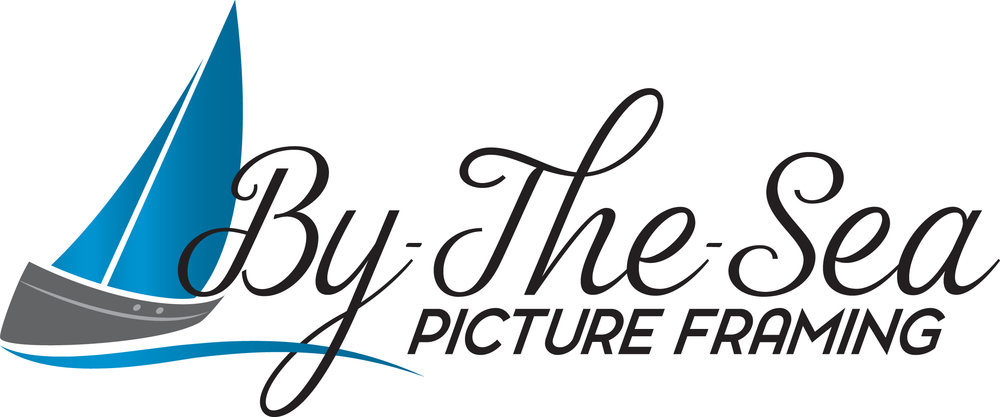 By-The-Sea Picture Framing - Logo (Colour Sail  Black).jpg