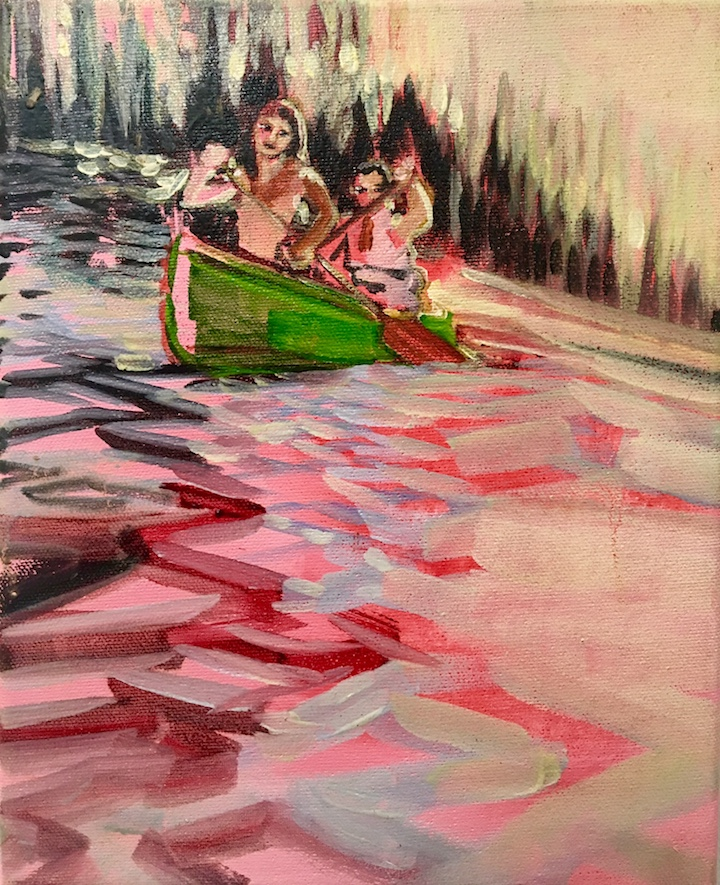 Strange Content, Chantal Khoury