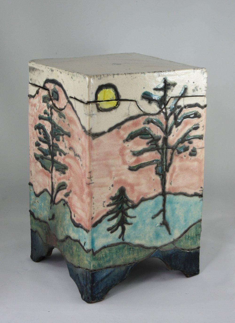 Tree Box, Monique Bujold-Brown
