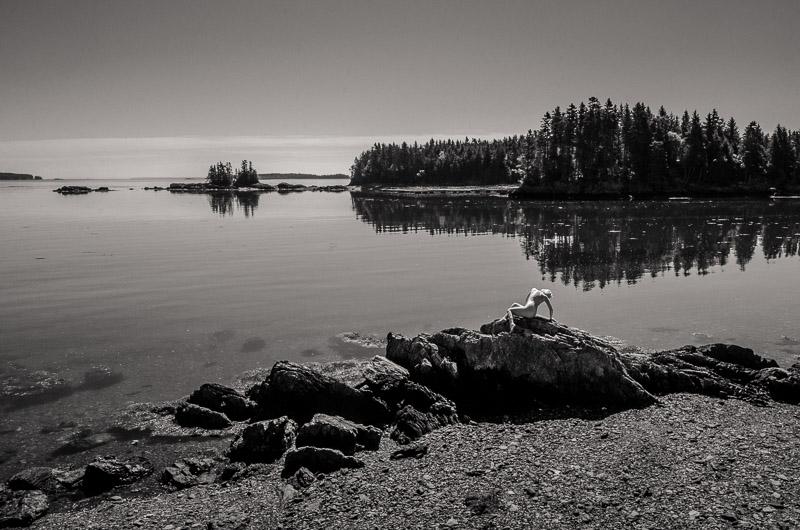 Nude in Nature: Bay of Fundy #33,Jorgen Klausen