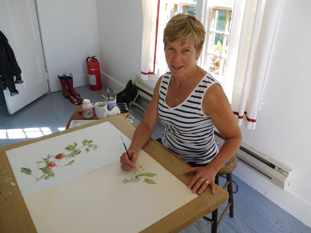 Cathy Ross