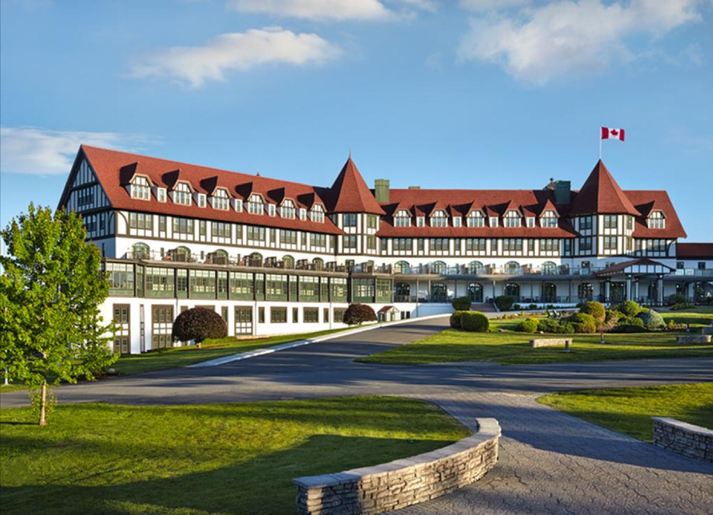 Algonquin Resort St. Andrews by-the-Sea - The beautiful Algonquin Resort St. Andrews by-the-Sea, one of Canada's premier seaside resort hotels, is offering a special group rate for Making Waves 2018 guests! Start date: 8/29/18End date: 8/30/18Last day to book: 7/29/18·  The Algonquin Resort St. Andrews by-the-Sea, Autograph Collection  for 195.00 CAD  per nightBook your group rate for Making Waves!506.529.8823