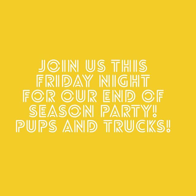 Well folks, it's been a fun summer. We want to say thank you to all of our vendors, our team, our patrons, and Millvale and Pittsburgh for all your support! This Friday night will bring our 2018 season to an close! Join us this Friday night at 5pm for a killer truck lineup @hoshipgh @brgrpgh @revival_chili & Hummus Pgh. Along with live music from @officialtvb and a fundraiser for @sheltershelperspgh and @white_oak_animal_safe_haven ! Bring your pup in their best costume for tricks or treats and fun prizes! Hope to see everyone there 🎃🧡🖤🐶 COSTUME CONTEST RUNS 5pm-7:00 at the park then the after party is at our neighbors at @gristhouse 🍻 #millvale #millvalefoodtruckpark #foodtruck #foodtrucks #dogs #riverfront #pittsburgh  @steelcitybark @pghdogriver @mobilenom