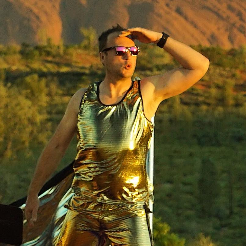 #AMA - Adventurer, investor, optimist, fashion thought leader…
