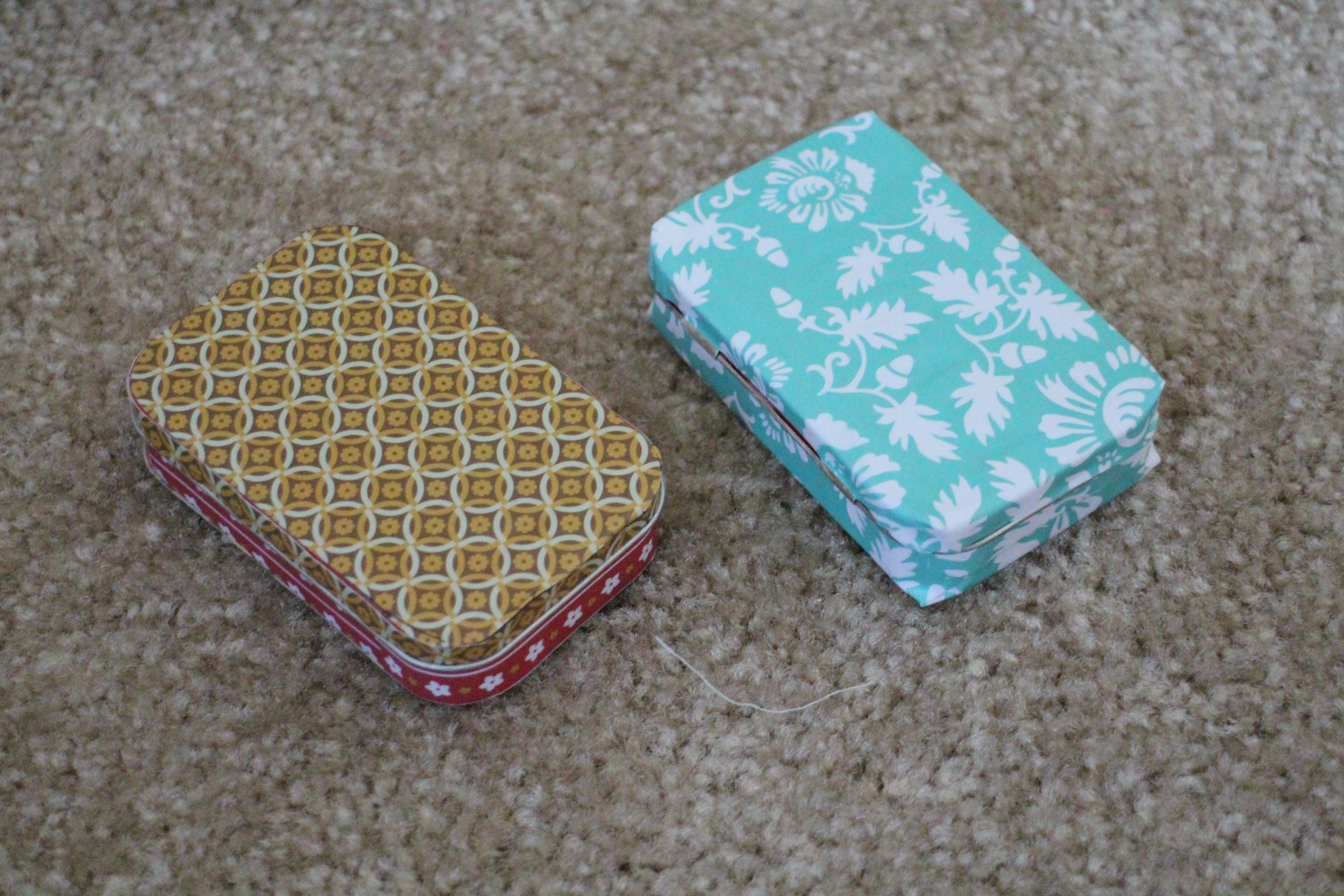 My new card cases!