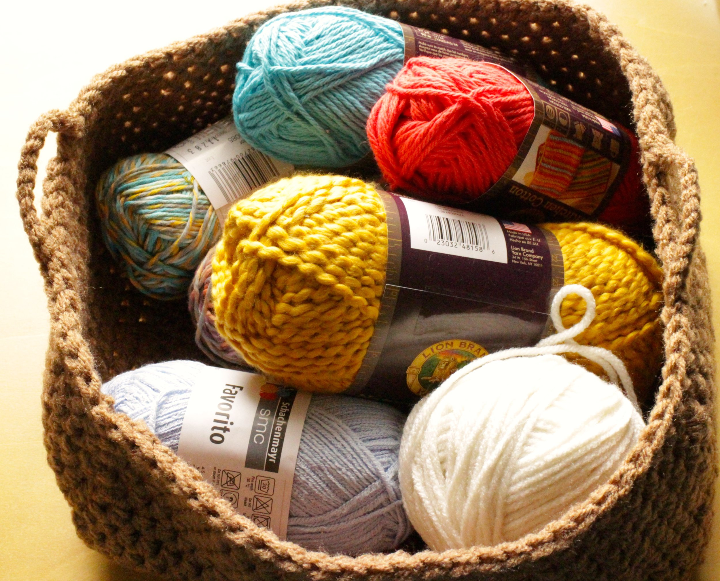 New Yarn Stash |Color Me Reckless