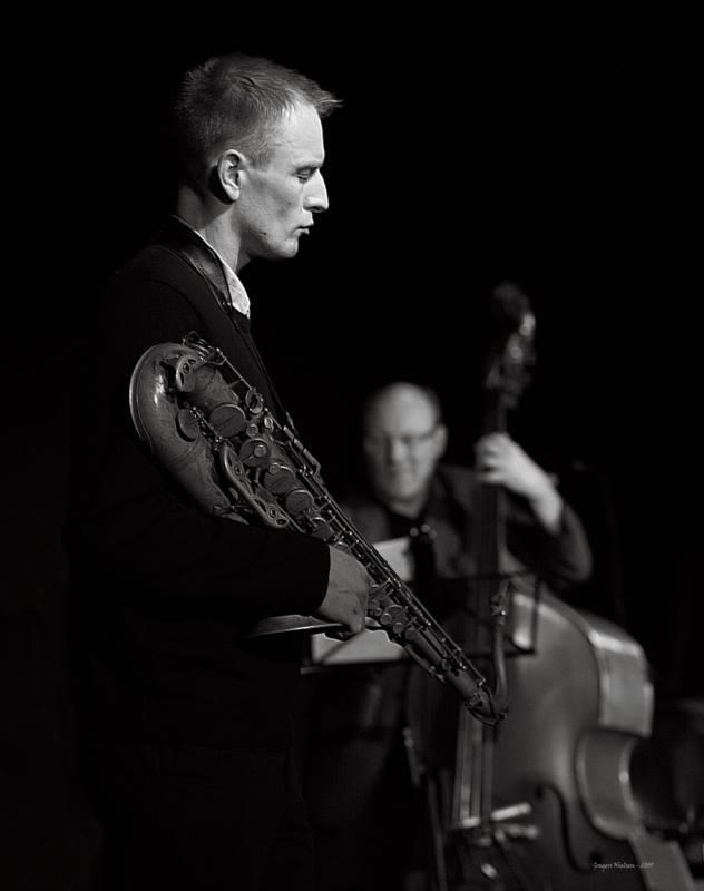 JKIQ - Jens Jefsen BassStephan Kammerer SaxophoneJohn Chin PianoMarc Ayza Drums