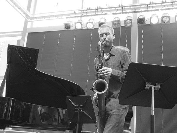 Stephan Kammerer Quartet - Stephan KammererJohn ChinMatt ClohesyMark Ferber