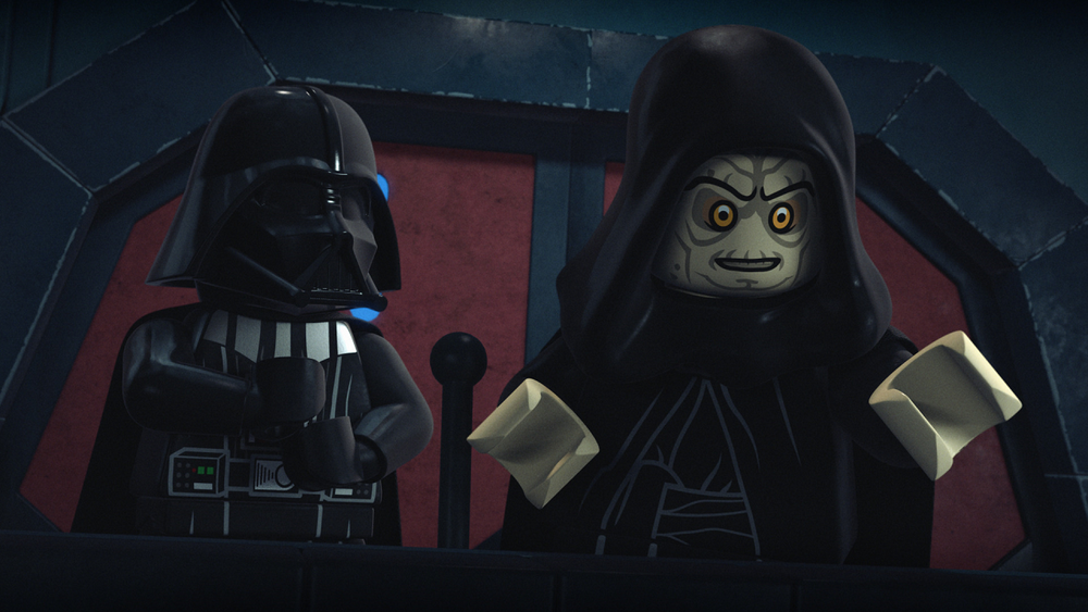 LEGO STAR WARS: THE FREEMAKER ADVENTURES - EMPEROR PALPATINE