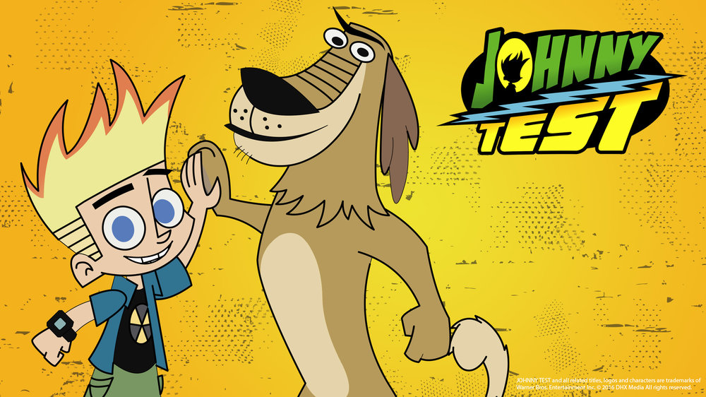 JOHNNY TEST - DUKEY