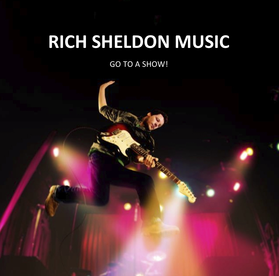 Rich Sheldon Music
