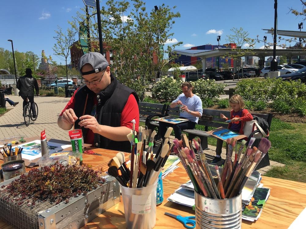 Reimagining The Gowanus Landscape  w/ Jessica Dalrymple