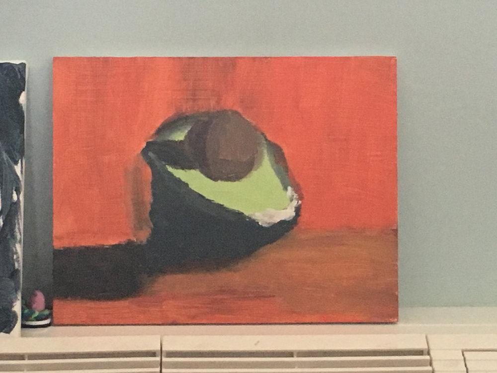 Reed's Painting.JPG