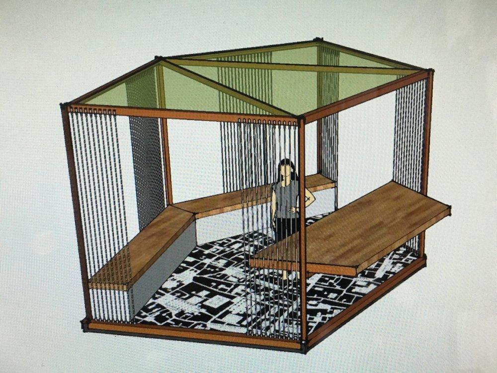 ArtLab Gowanus  designed by, Wendy Adringa, Joy Wang, Leah Werner, & Greta Ruedisueli