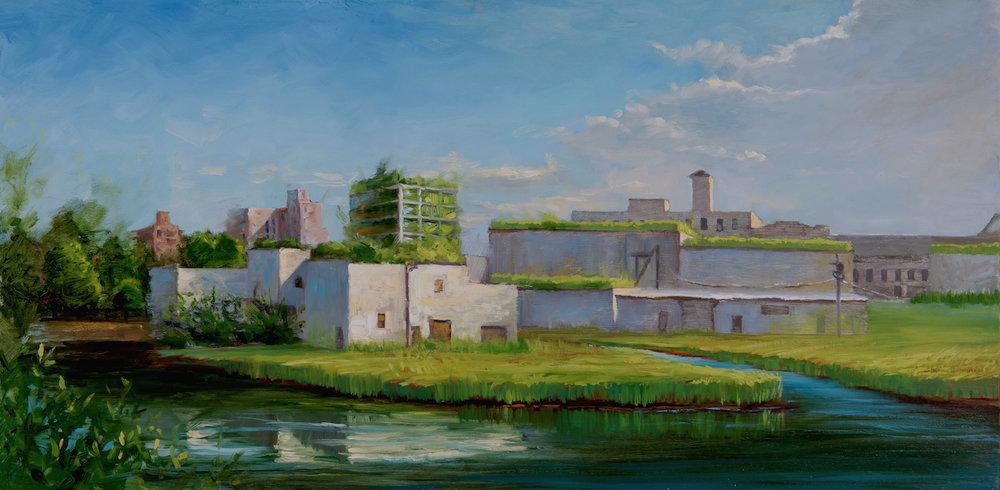 4 WEBJessica Dalrymple, Urbanscape IV, 18%22x36%22, oil on canvas copy.jpg