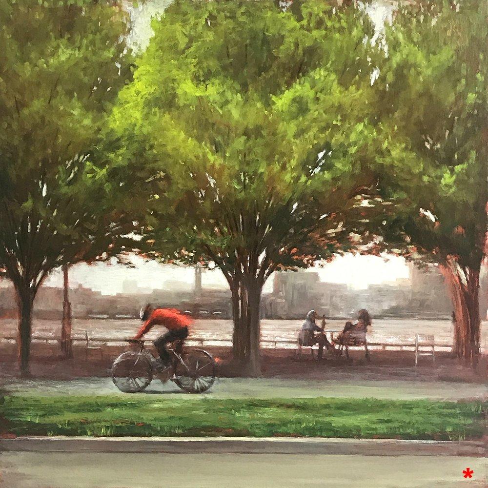 W-NITC-Three Trees Spring-Dalrymple-30x30-oil on canvas-(2009) 2.jpg