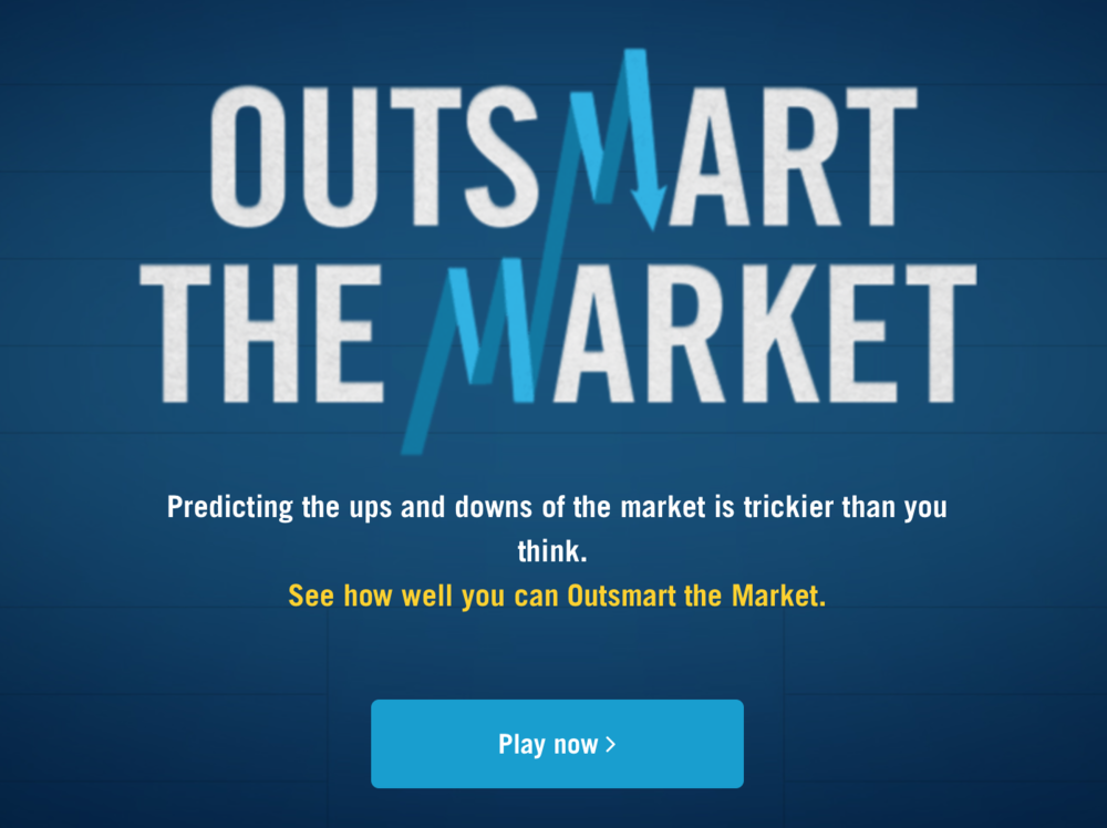 Prudential's Outsmart the Market Game