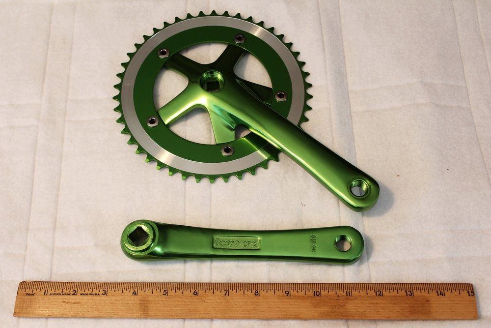 Cranks Virtue VRC 4.0 - Green