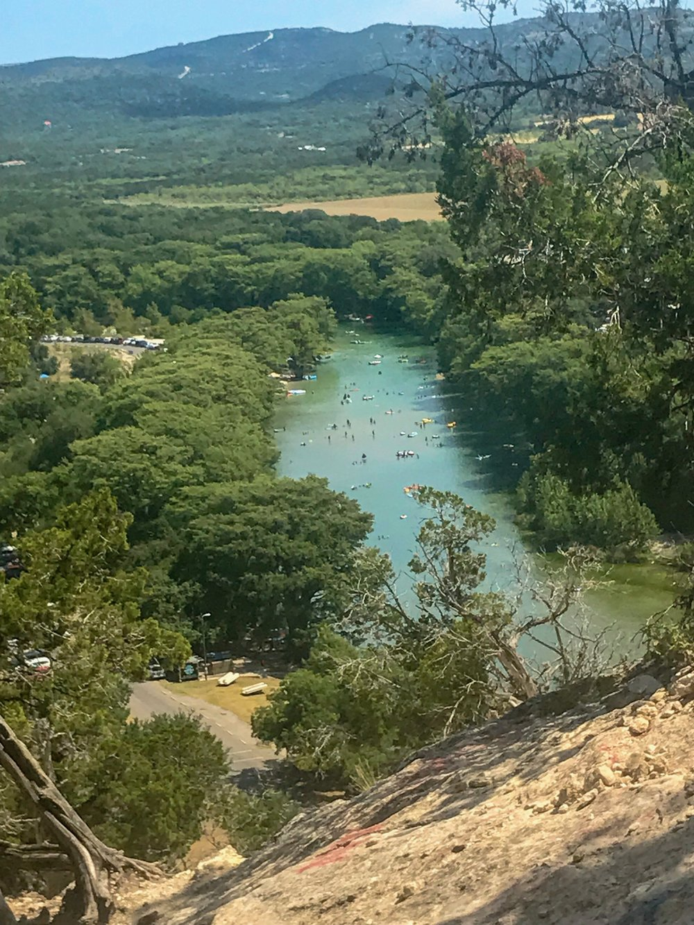 Concan is a small unincorporated community in Uvalde County in the southwestern portion of the Hill Country of Texas. It sits along the Frio River close to Garner State Park and is a popular destination for summer vacationers.